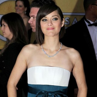 Marion Cotillard in 19th Annual Screen Actors Guild Awards - Arrivals