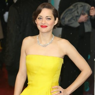 Marion Cotillard in The 2013 EE British Academy Film Awards - Arrivals