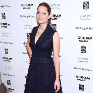 Marion Cotillard in The Independent Film Project's 22nd Annual Gotham Independenent Film Awards - marion-cotillard-22nd-annual-gotham-independenent-film-awards-02