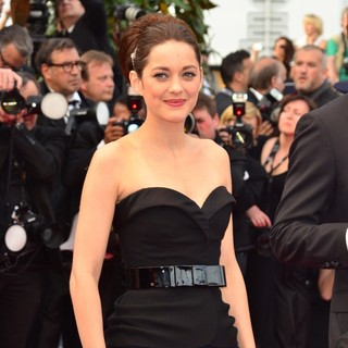 Marion Cotillard in Rust and Bone Premiere - During The 65th Annual Cannes Film Festival