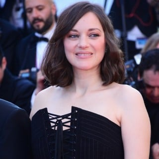 Marion Cotillard in The Opening Gala Screening of Ismael's Ghosts at The 70th Annual Cannes Film Festival
