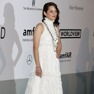 Marion Cotillard in amfAR 21st Annual Cinema Against AIDS During The 67th Cannes Film Festival