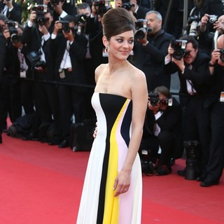 Marion Cotillard in 66th Cannes Film Festival - Blood Ties Premiere