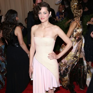 Marion Cotillard in PUNK: Chaos to Couture Costume Institute Gala