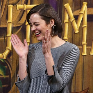 Marion Cotillard in Harvard University's Hasty Pudding Theatricals 2013 Woman of The Year Awards Ceremony - marion-cotillard-hasty-pudding-theatricals-2013-woman-of-the-year-awards-ceremony-07
