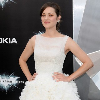 Marion Cotillard in The Dark Knight Rises New York Premiere - Arrivals