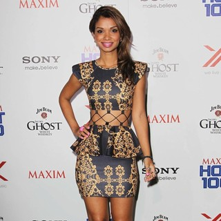 Marisa Lauren in The Maxim Hot 100 Party - Arrivals