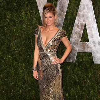 Marisa Miller in 2012 Vanity Fair Oscar Party - Arrivals