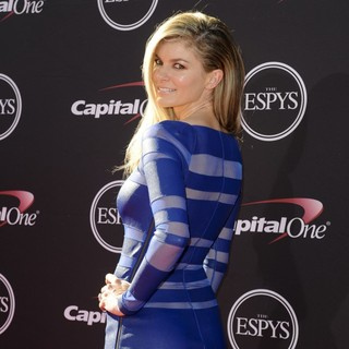 Marisa Miller in The 2013 ESPY Awards