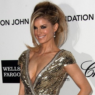 Marisa Miller in The 20th Annual Elton John AIDS Foundation's Oscar Viewing Party - Arrivals
