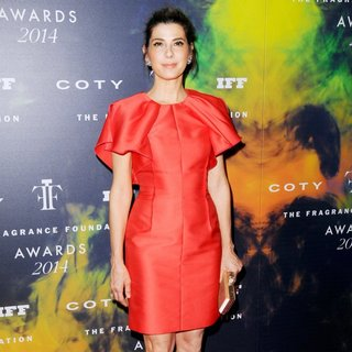 Marisa Tomei in 2014 Fragrance Foundation Awards - Red Carpet Arrivals - marisa-tomei-2014-fragrance-foundation-awards-01
