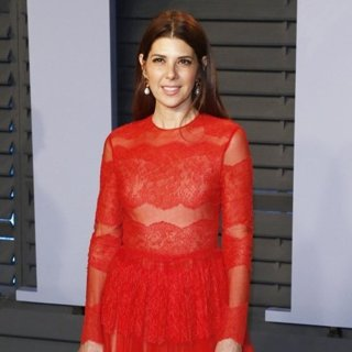 Marisa Tomei in 2018 Vanity Fair Oscar Party - Arrivals