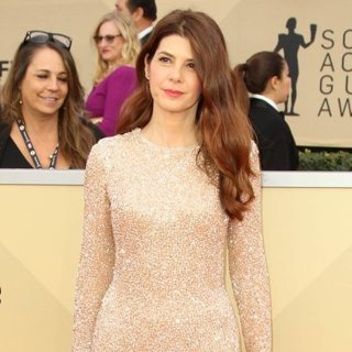 Marisa Tomei in The 24th Annual Screen Actors Guild Awards - Arrivals