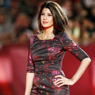 Marisa Tomei in The 68th Venice Film Festival - Day 2 - W.E. - Red Carpet