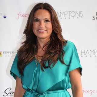 Mariska Hargitay in Mariska Hargitay Celebrates Her Cover of Hamptons Magazine with A Russian Standard Vodka Party