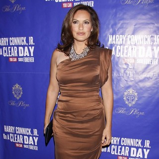 Mariska Hargitay in Opening Night of The Broadway Musical Production of On A Clear Day You Can See Forever - Arrivals