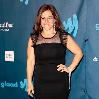 Marissa Jaret Winokur in 24th Annual GLAAD Media Awards - Arrivals