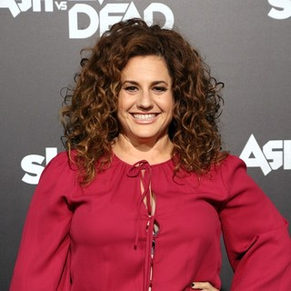 Marissa Jaret Winokur in STARZ Presents The Los Angeles Premiere of Ash vs. Evil Dead - Arrivals