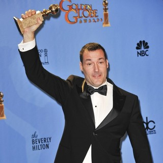 Mark Andrews in 70th Annual Golden Globe Awards - Press Room