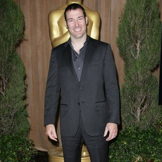 Mark Andrews in 85th Academy Awards Nominees Luncheon