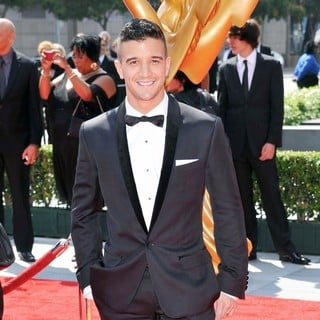 Mark Ballas in 2011 Primetime Creative Arts Emmy Awards - Arrivals