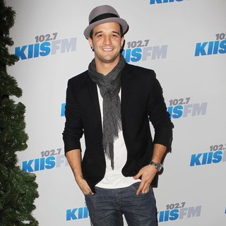 Mark Ballas in KIIS FM's 2012 Jingle Ball - Night 2 - Arrivals