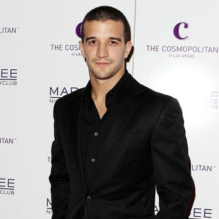 Mark Ballas in Kim Kardashian Celebrates Her birthday