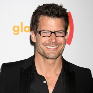 Mark Deklin in The 23rd Annual GLAAD Media Awards