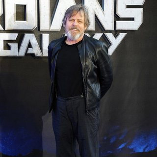 Mark Hamill in UK Premiere of Guardians of the Galaxy - Arrivals