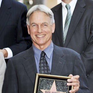 Mark Harmon Is Honored with A Hollywood Star on The Hollywood Walk of Fame