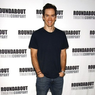 Mark-Paul Gosselaar in Photocall for The Upcoming Off-Broadway Play The Understudy