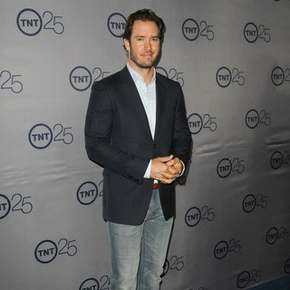 Mark-Paul Gosselaar in TNT's 25th Anniversary Party