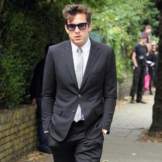 Mark Ronson in The Cremation of Amy Winehouse