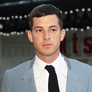 Mark Ronson in World Premiere of Rush - Arrivals