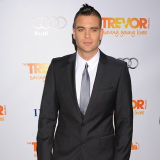 Mark Salling in The Trevor Project's 2011 Trevor Live! - Arrivals