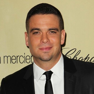 Mark Salling in The Weinstein Company's 2013 Golden Globe Awards After Party