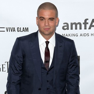 Mark Salling in amfAR 3rd Annual Inspiration Gala