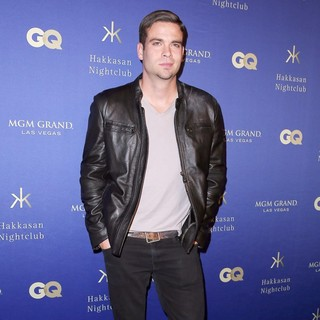 Mark Salling in All-Star Red Carpet Affair to Celebrate Nightclub Grand Opening