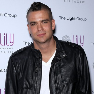 Mark Salling in The Light Group Celebrates Grand Opening of Lily Bar and Lounge