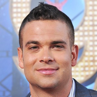 Mark Salling in The World Premiere of Glee The 3D Concert Movie - Arrivals