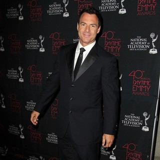 Mark Steines in 40th Annual Daytime Entertainment Creative Arts Emmy Awards