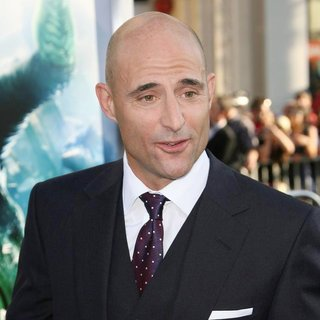 Mark Strong in Los Angeles Premiere of Warner Bros. Pictures Green Lantern