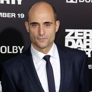 Mark Strong in Los Angeles Premiere of Columbia Pictures' Zero Dark Thirty