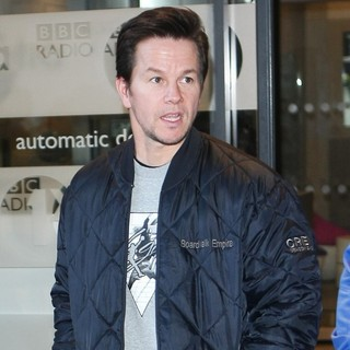 Mark Wahlberg in Mark Wahlberg at The BBC Radio 1 Studios