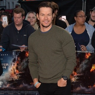 Mark Wahlberg-European Premiere of Deepwater Horizon