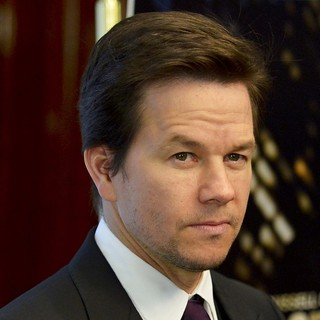 Mark Wahlberg in The German Photocall of Broken City