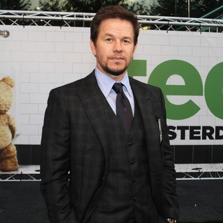 Mark Wahlberg in Holland Premiere of Ted