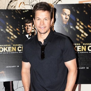 Mark Wahlberg in A Special Philly Advance Screening of Broken City
