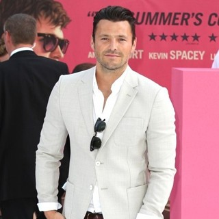Mark Wright in Baby Driver European Film Premiere