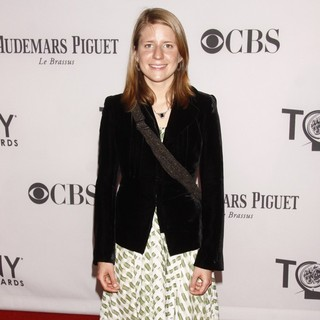 Marketa Irglova in The 66th Annual Tony Awards - Arrivals